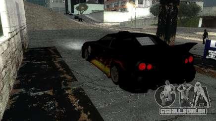 Barão de vinil de Most Wanted para GTA San Andreas