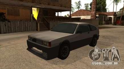 Blistac melhorada para GTA San Andreas