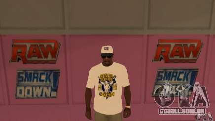 Boné John Cena para GTA San Andreas