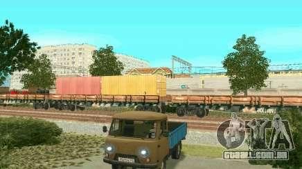 UAZ 3303 para GTA San Andreas