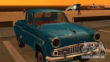 Pickup Moskvitch 407 para GTA San Andreas