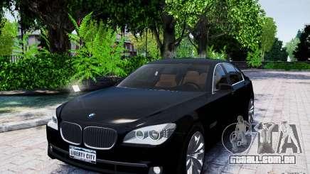 BMW 750Li para GTA 4