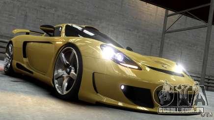 Porsche Carrera GT Gemballa Mirage EPM para GTA 4