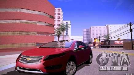Chevrolet Volt para GTA San Andreas