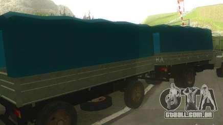Reboque gkb-8536 para GTA San Andreas