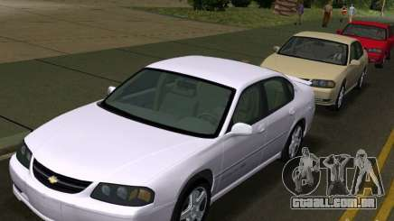 Chevrolet Impala SS 2003 para GTA Vice City