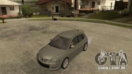 Mazda 3 Sport 2003 para GTA San Andreas
