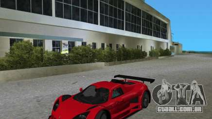 Gumpert Apollo Sport para GTA Vice City