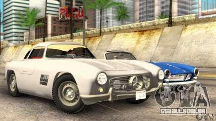 Mercedes-Benz 300 SL para GTA San Andreas