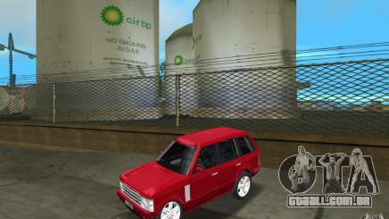 Range Rover Vogue 2003 para GTA Vice City