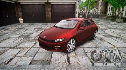 Volkswagen Scirocco 2.0 TSI para GTA 4