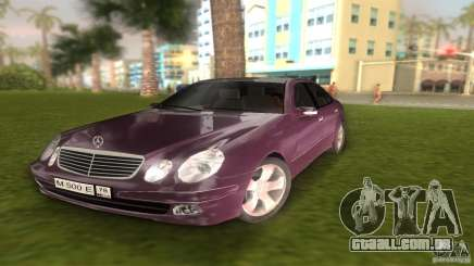 Mercedes E-class E500 para GTA Vice City