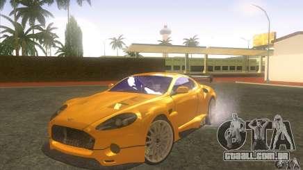 Aston Martin DB9 MW para GTA San Andreas