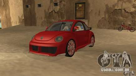 Volkswagen Bettle Tuning para GTA San Andreas
