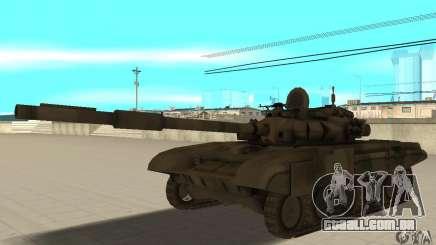 Tanque t-90 para GTA San Andreas