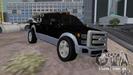 FORD F450 SUPER DUTE para GTA San Andreas