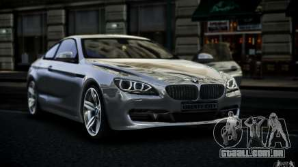 BMW 640i F12 para GTA 4