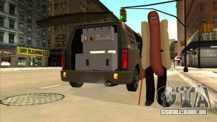 Hot Dog Moonbeam para GTA San Andreas