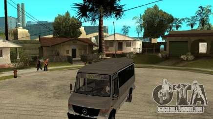 Mercedes-Benz 612D Vario para GTA San Andreas