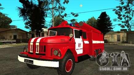 ZIL-131 fogo para GTA San Andreas
