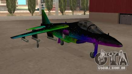 Colorful Hydra para GTA San Andreas