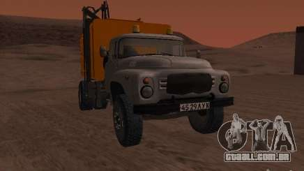ZIL 431410 caminhão de lixo para GTA San Andreas