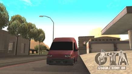 Peugeot Boxer para GTA San Andreas