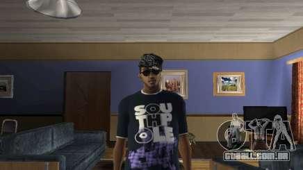T-shirt Hip-Hop para GTA San Andreas