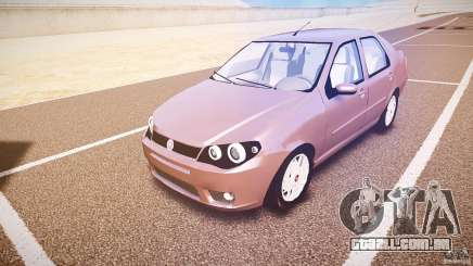 Fiat Albea Sole (Bug Fix) para GTA 4