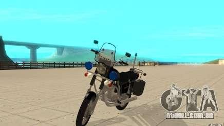 Júpiter IZ 5 DPS para GTA San Andreas