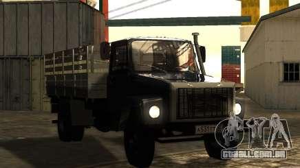 GAZ 3309 Mesa para GTA San Andreas