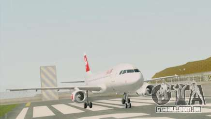 Airbus A319-112 Swiss International Air Lines para GTA San Andreas