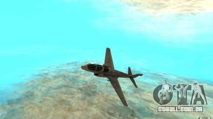 EA-6B Prowler para GTA San Andreas