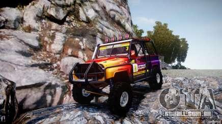 UAZ Hunter julgamento v 1.0 para GTA 4
