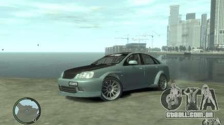 Chevrolet Lacetti Street Tune para GTA 4