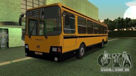 LIAZ 5256.26-01 para GTA San Andreas