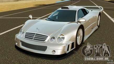 Mercedes-Benz CLK GTR AMG para GTA 4