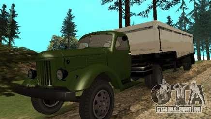 ZIL 164P para GTA San Andreas