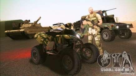 ATV 50 para GTA San Andreas