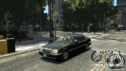 Mercedes-Benz 600SEL wheel2 non-tinted para GTA 4
