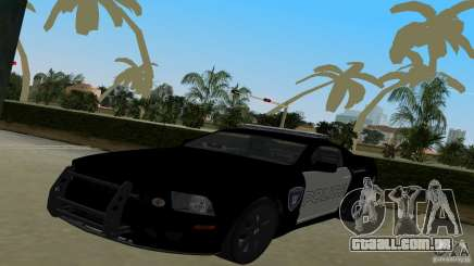 Saleen S281 Barricade 2007 para GTA Vice City