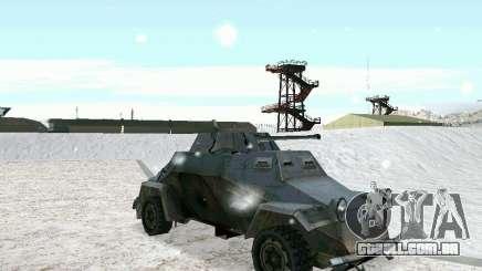 Transporte de pessoal blindados do jogo atrás das linhas inimigas 2 para GTA San Andreas