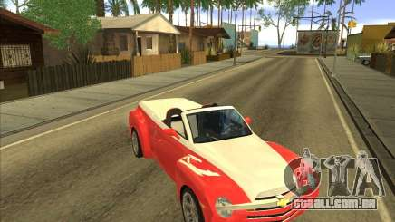 Chevrolet SSR para GTA San Andreas