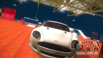 Aston Martn DB9 2008 para GTA San Andreas