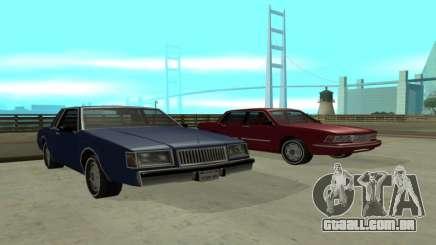 Century Nebula para GTA San Andreas