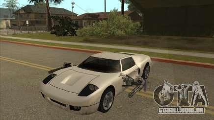 O script CLEO: Super carro para GTA San Andreas