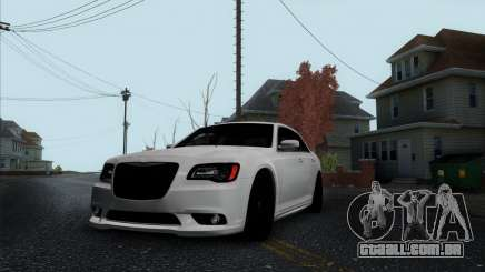 Chrysler 300 SRT-8 Final 2011 para GTA San Andreas