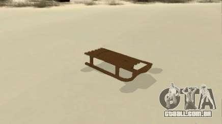 Sledge v1 para GTA San Andreas
