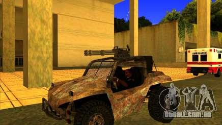 Desert Bandit para GTA San Andreas