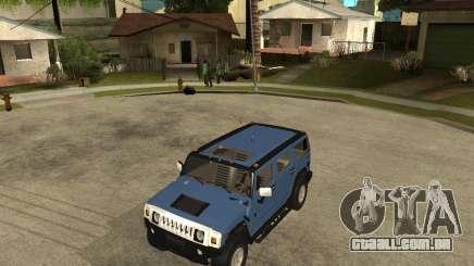 AMG H2 HUMMER para GTA San Andreas